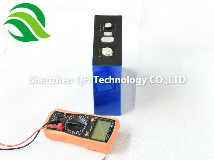 3.2V 120AH High DisCharge Lifepo4 Battery Cells , Electric Boats Lifepo4 Ev Battery Pack