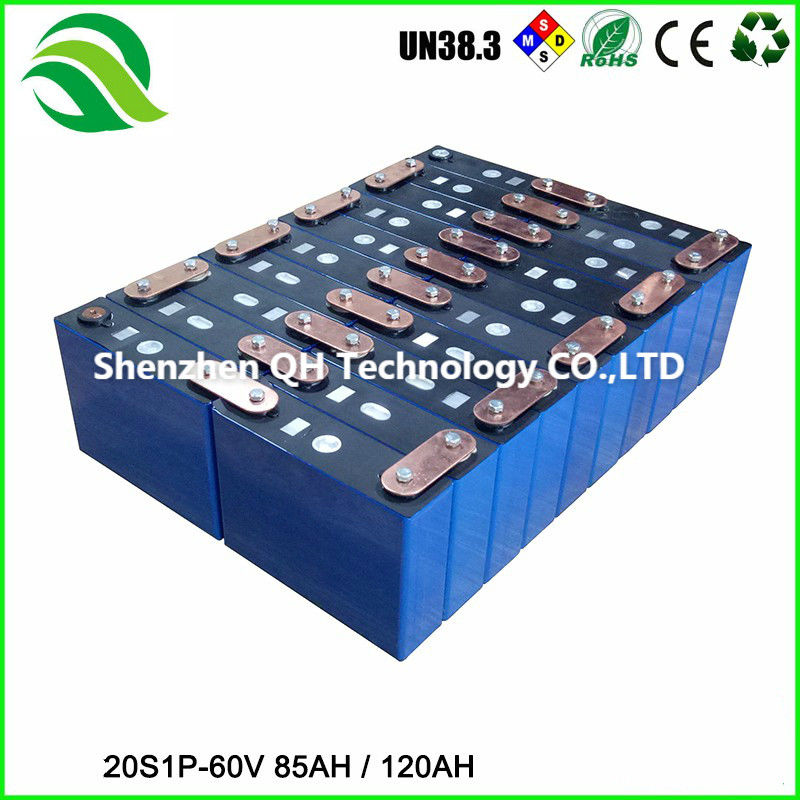 High Safety Lifepo4 Ebike Battery , 12V 300Ah Home Generator Lithium Ferrite Battery