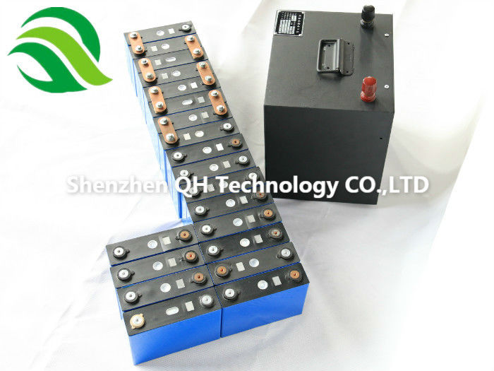 High Rate Discharge Lithium Ion Forklift Battery , 48Volt 120Ah Lion Car Battery