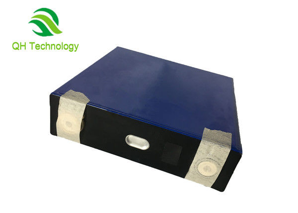 Plastic Housing Industrial Forklift Batteries / Polymer Car Prismatic Lithium Iron Phosphate  Cell