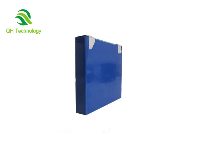 Blue 3.2V 100AH Lithium - Ion Battery Cell / Lifepo4 Motorcycle Battery