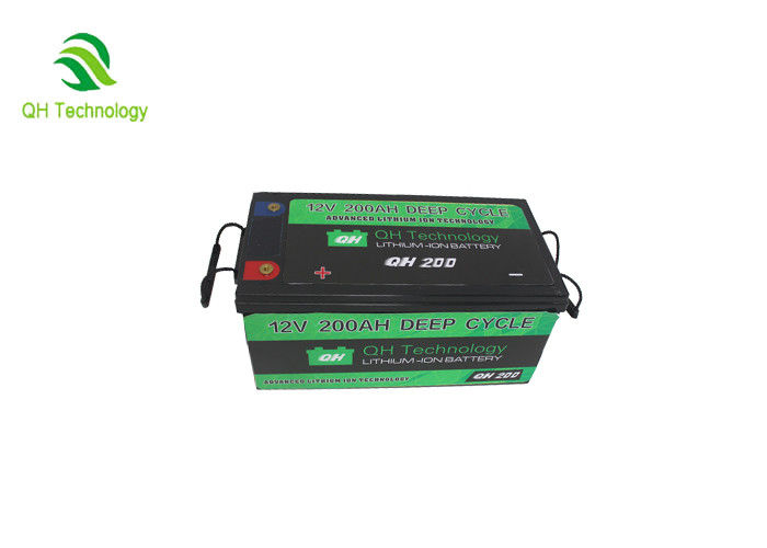 Pollution Free Lifepo4 Rechargeable Battery / Lithium Battery Pack Solar Home Energy System