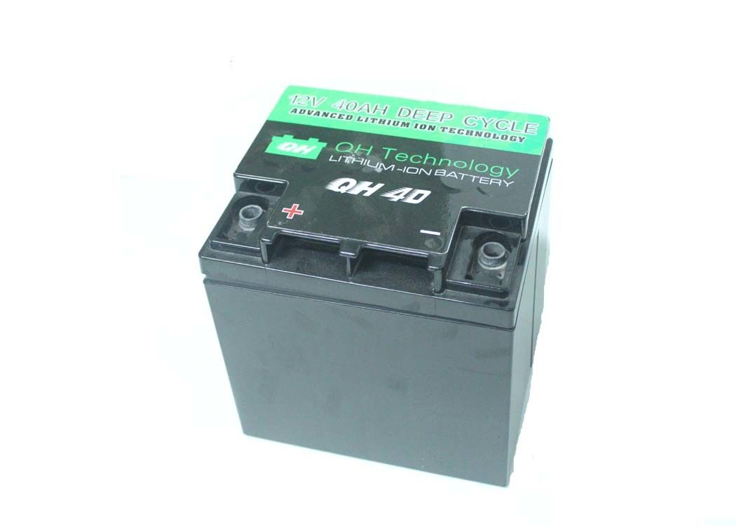 12v Lithium Ion Battery Lifepo4 Power Battery  Deep Cycle For EV RV Solar Energy Storage